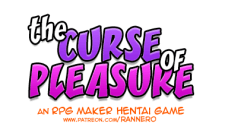 The Curse Of Pleasure 18+ Adult game cover