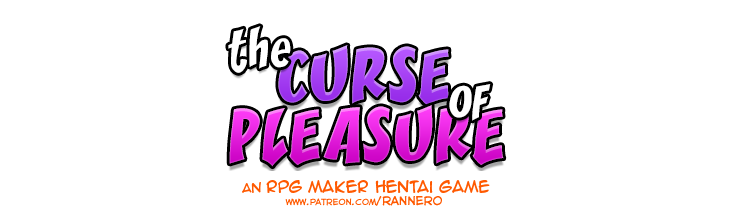 The Curse Of Pleasure Adult Game Cover