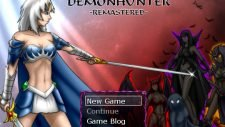 The Last Demon hunter Remastered 18+ Adult game cover