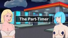 The Part Timer 18+ Adult game cover