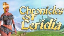 Chronicles of Leridia 18+ Adult game cover