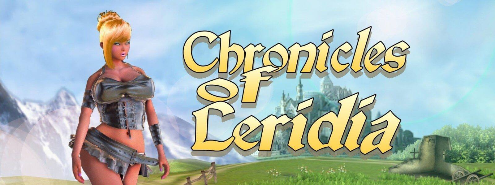 Chronicles of Leridia Adult Game Cover