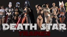 Death Star Trainer 18+ Adult game cover