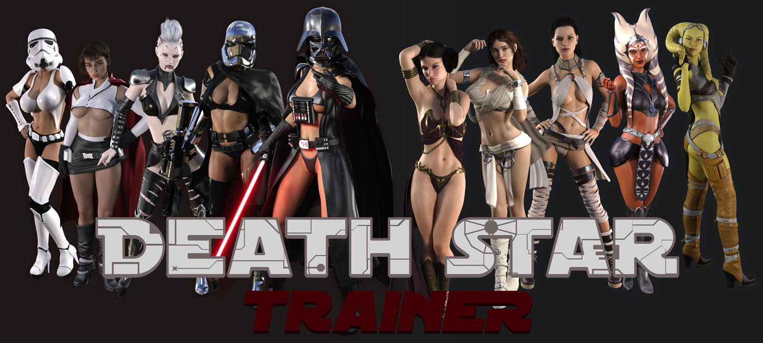 Death Star Trainer Adult Game Cover