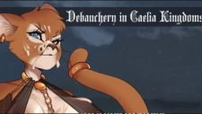 Debauchery In Caelia Kingdoms 18+ Adult game cover