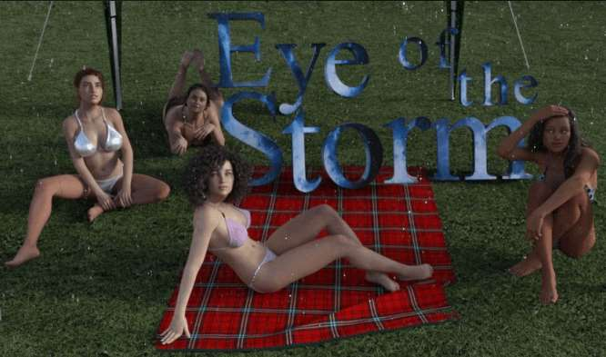 Eye of the Storm Adult Game Cover