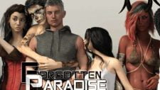 Forgotten Paradise 18+ Adult game cover