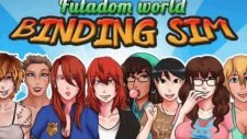 Futadom World: Binding Sim 18+ Adult game cover