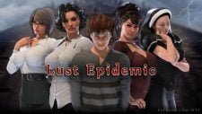 Lust Epidemic 18+ Adult game cover