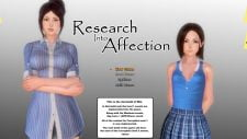 Research Into Affection 18+ Adult game cover