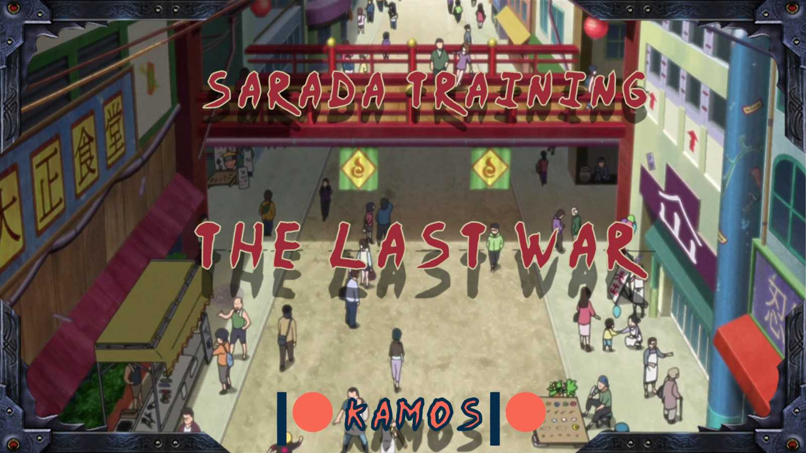 Sarada Training: The Last War Adult Game Cover
