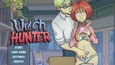 Witch Hunter 18+ Adult game cover