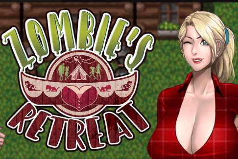 Zombie's Retreat Adult Game Cover
