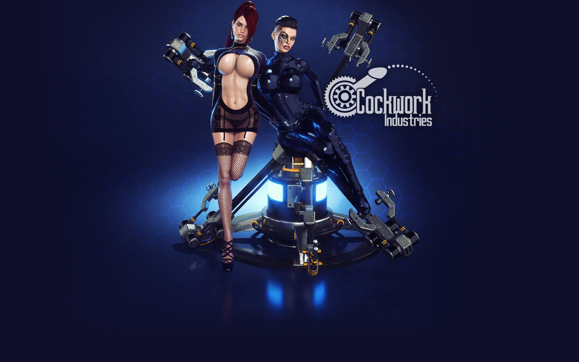 Cockwork Industries Adult Game Cover