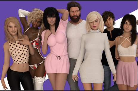 Keepin' It In The Family: Dysfunctional Family Adult Game Cover