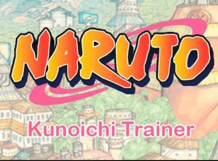 Kunoichi Trainer Adult Game Cover
