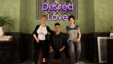 Desired Love 18+ Adult game cover