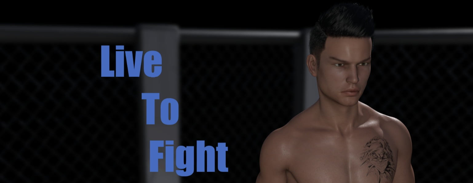 Live To Fight Adult Game Cover