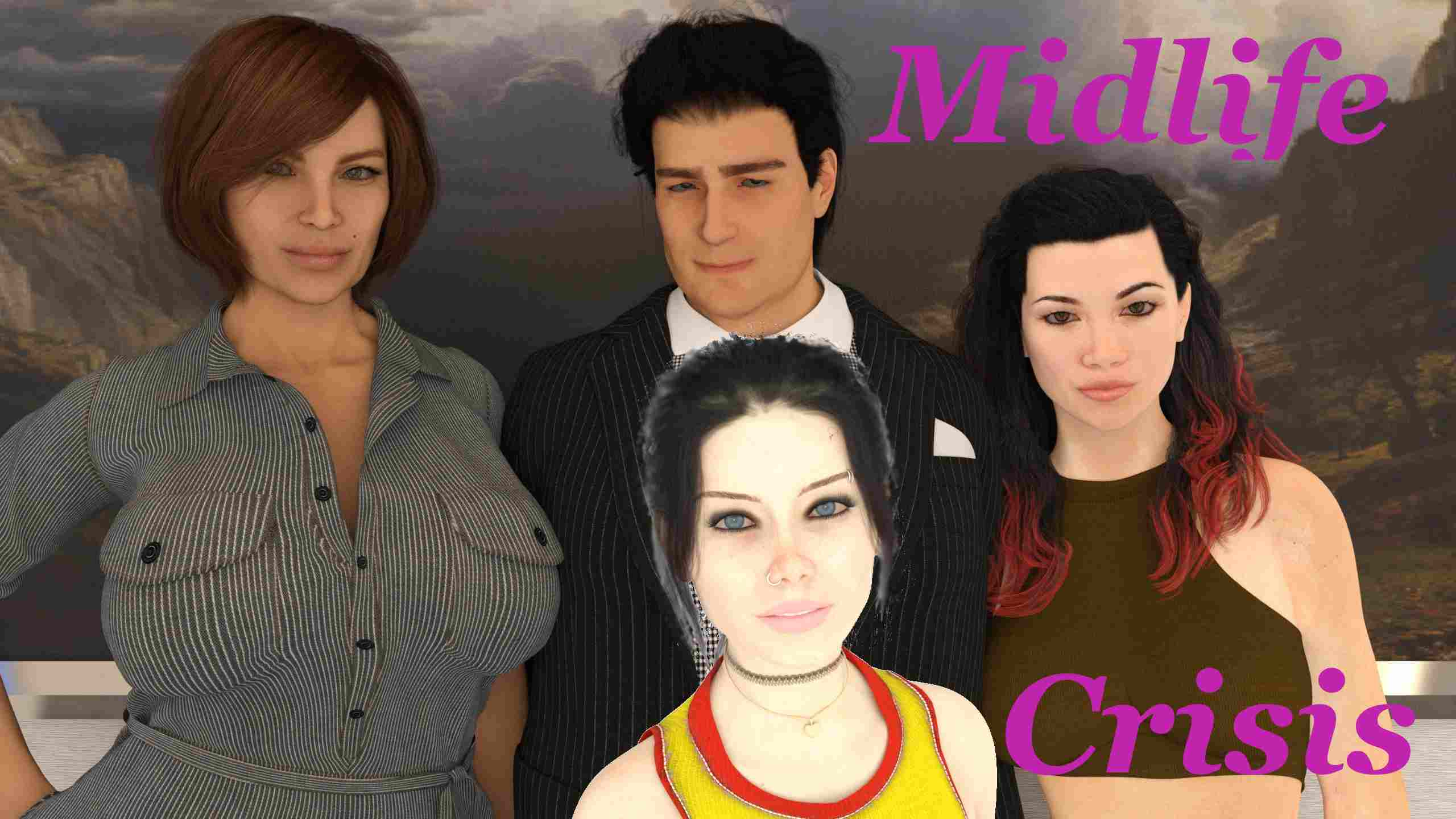 Midlife Crisis Adult Game Cover