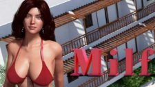 Milf's Resort 18+ Adult game cover