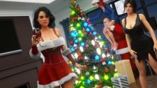 Milfy City Xmas Episode 18+ Adult game cover