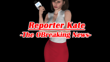 Reporter Kate 18+ Adult game cover