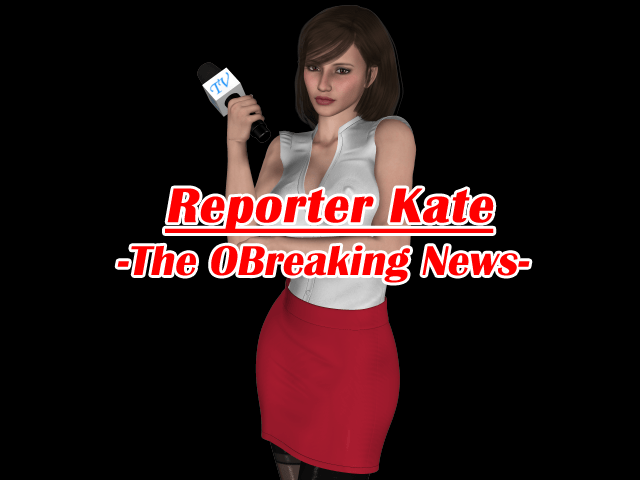 Reporter Kate