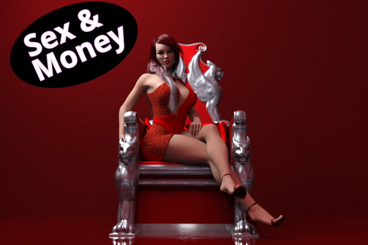 Sex And Money Adult Game Cover