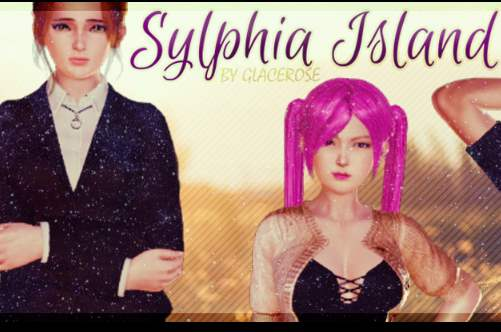 Sylphia Island Adult Game Cover