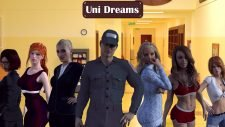 Uni Dreams 18+ Adult game cover
