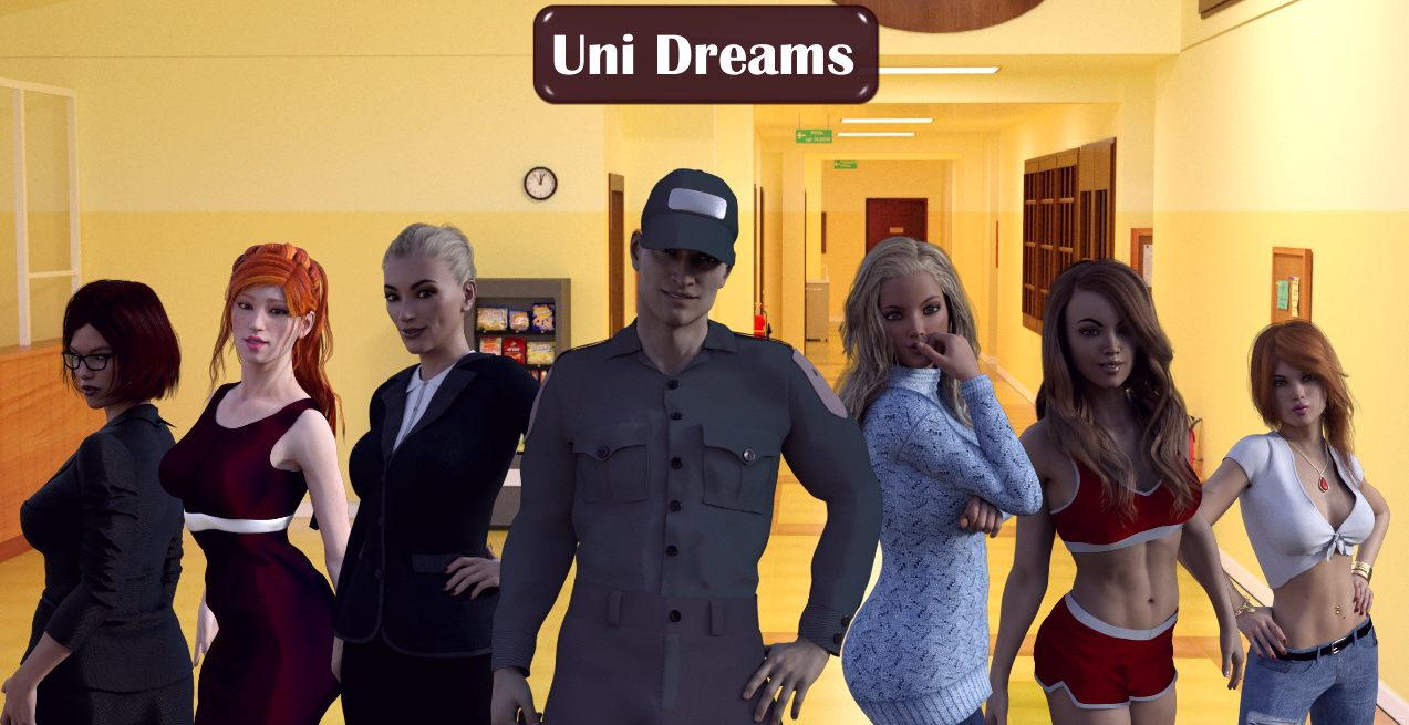 Uni Dreams Adult Game Cover