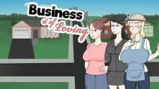 Business of Loving 18+ Adult game cover