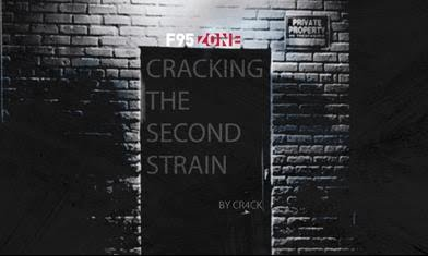 Cracking: The Second Strain Adult Game Cover