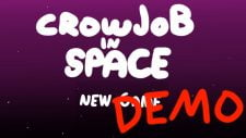 Crowjob in Space 18+ Adult game cover