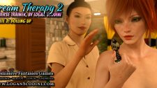 Dream Therapy 2 18+ Adult game cover