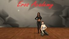 Eros Academy 18+ Adult game cover