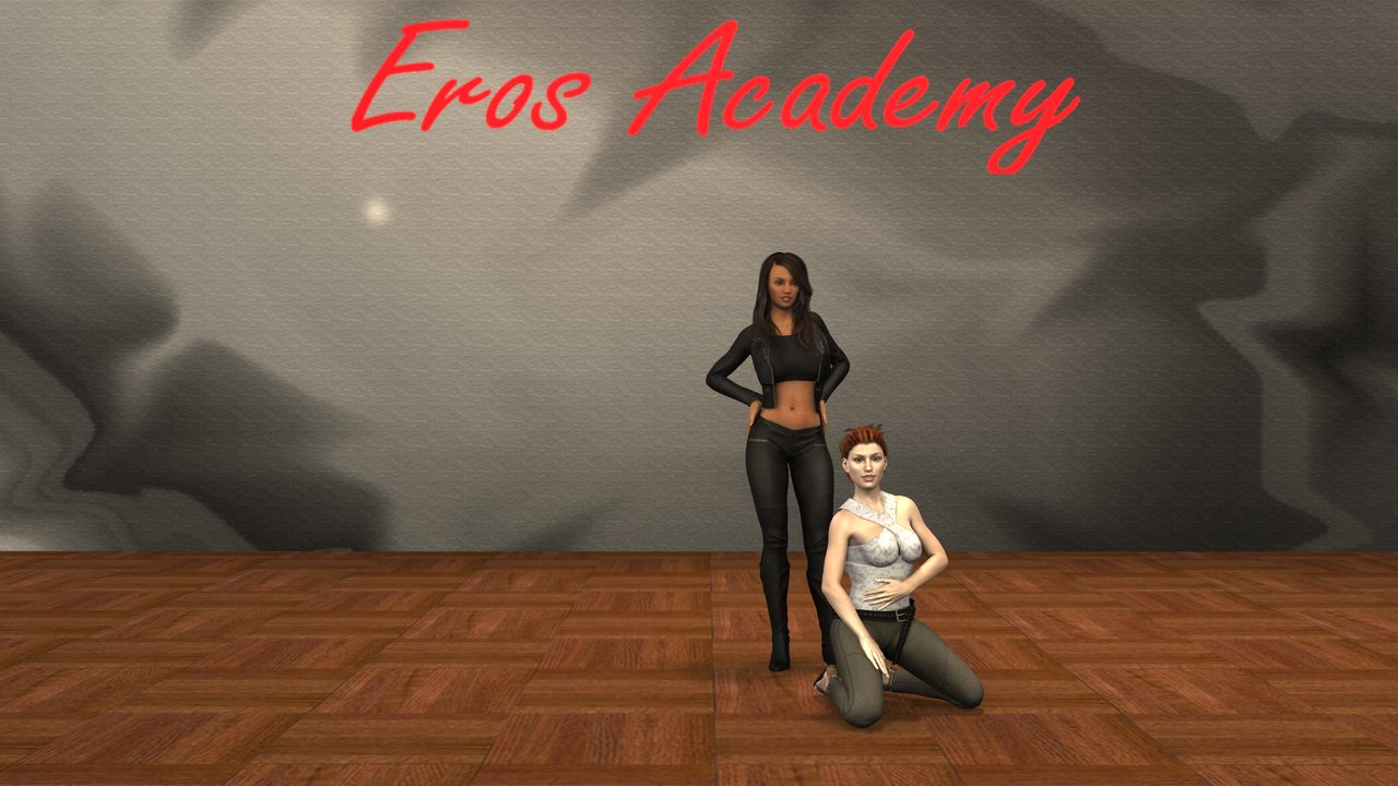 Eros Academy Adult Game Cover