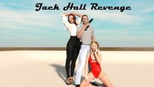 Jack Hall Revenge 18+ Adult game cover