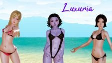 Luxuria 18+ Adult game cover