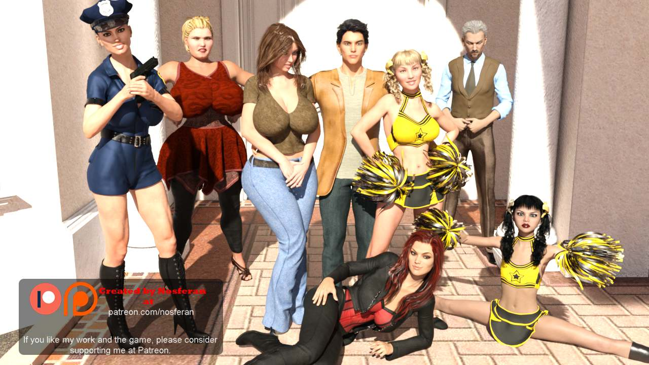 My Family: A Series of Fortunate Events Adult Game Cover