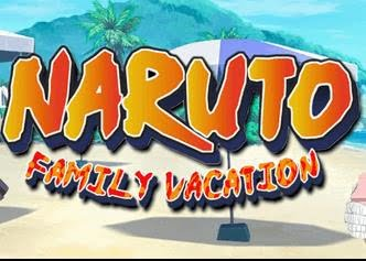 Naruto: Family Vacation Adult Game Cover