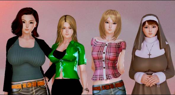 Passion Of Five Adult Game Cover