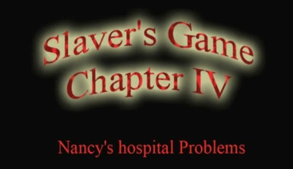 Slavers Game Chapter IV: Nancy's Hospital Problems Adult Game Cover
