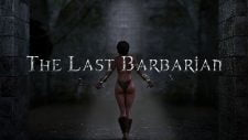 The Last Barbarian 18+ Adult game cover