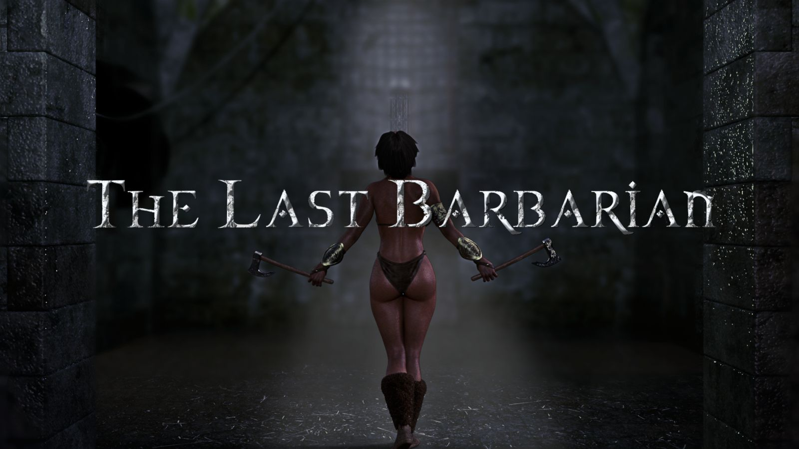The Last Barbarian Adult Game Cover