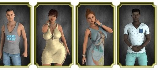 Town Affairs Adult Game Cover