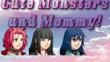 Cute Monsters and Mommy! 18+ Adult game cover