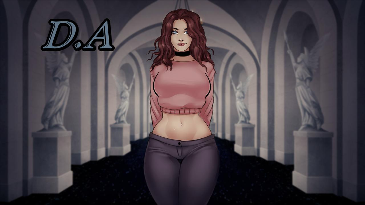 Divine Adventure Adult Game Cover