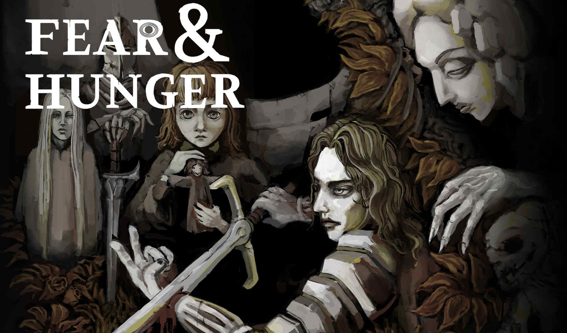 Fear And Hunger Adult Game Cover