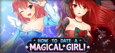How To Date A Magical Girl Adult Game Cover